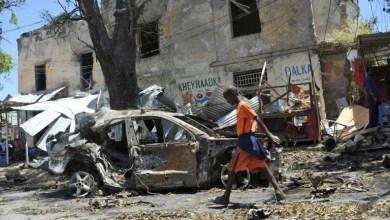 Photo of مقتل 11 شخصا في اعتداء استهدف مقار حكومية بمقديشو