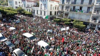 Photo of الجزائر: المواطنون يرفضون بكثافة خارطة طريق أعلنها بوتفليقة