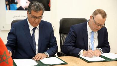 Photo of المغرب وسويسرا يلتزمان بتعزيز التعاون في مجالات الفلاحة والأنظمة الغذائية المستدامة