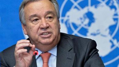 Photo of الأمين العام للأمم المتحدة.. 2019 سنة حاسمة لتنفيذ أهداف التنمية المستدامة واتفاق باريس