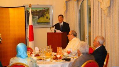 """Photo of السفير الياباني يشيد بـ"""" العلاقات الوثيقة"""" مع المغرب"""