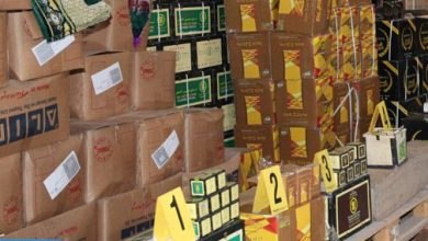 Photo of حجز وإتلاف 143 طنا من المواد الغذائية غير الصالحة للاستهلاك خلال العشرة أيام الأولى من رمضان