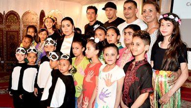 Photo of الأميرة للا أسماء تترأس حفل نهاية السنة الدراسية 2018 – 2019 بمؤسسة للا أسماء للأطفال والشباب الصم