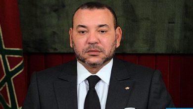 Photo of الملك يعبر عن استتنكاره وإدانته الشديدة للاعتداءات الإرهابية المقيتة التي استهدفت تونس