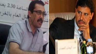 """Photo of المحامي """"حاجي"""" عن الأستاذ الجامعي حامي الدين: كيف يلتفت الملك لتافه!"""