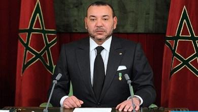 Photo of برقية تعزية ومواساة من الملك إلى عاهل المملكة الأردنية الهاشمية