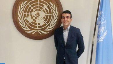 Photo of المهدي الزايري.. أو حين يصدح صوت شاب مغربي بمقر الأمم المتحدة مناديا بالتحرك من أجل المناخ
