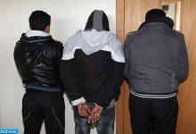 Photo of طنجة: توقيف 3 أشخاص لارتباطهم بشبكة إجرامية تنشط في اقتراف السرقات تحت التهديد بالعنف
