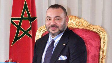 Photo of جلالة الملك يهنئ السيد قيس سعيد بمناسبة انتخابه رئيسا للجمهورية التونسية