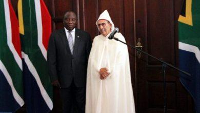 Photo of صفحة جديدة تفتح في سجل العلاقات المغربية- الجنوب إفريقية