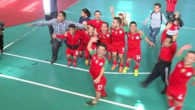 Photo of فيديو: تفوق المنتخب المغربي لكرة القدم لقصار القامة على نظيره المصري