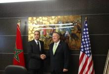 Photo of وزير الخارجية الأمريكي يخص الحموشي بتغريدة عبر حسابه على تويتر