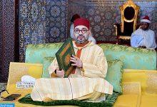 Photo of أمير المؤمنين يترأس اليوم الجمعة بالرباط حفلا دينيا بمناسبة الذكرى 21 لوفاة الملك الحسن الثاني