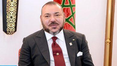 Photo of بلاغ للديوان الملكي بخصوص مباحثات هاتفية بين الملك محمد السادس والرئيس التونسي
