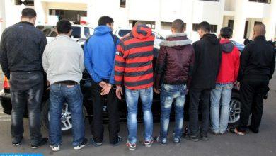 Photo of وجدة: توقيف 11 شخصا في حالة تلبس بحيازة مخدر الإكستازي والأقراص الطبية المخدرة