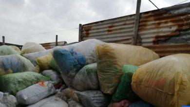 Photo of سلا: تفكيك ورشة سرية لتصنيع الأكياس البلاستيكية الممنوعة
