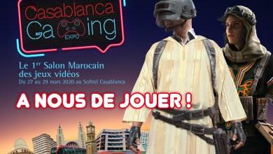 Photo of معرض الدار البيضاء لألعاب الفيديو  Casablanca Gaming Expo
