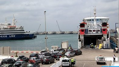 Photo of ميناء طنجة المتوسط: تشديد الإجراءات الوقائية لرصد الحالات المحتملة لفيروس كورونا