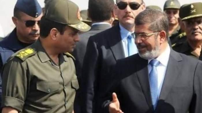 Photo of السيسي: اقترحتُ على مرسي الاستفتاء مرتين.. لكنه رفض
