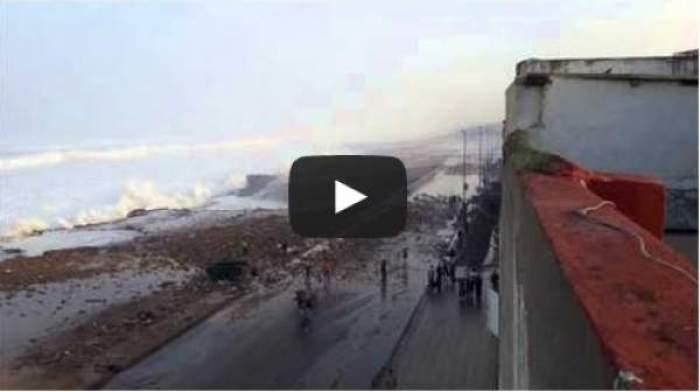 Photo of شاهد أسباب الأمواج العالية الذي ضرب سلا وعين الذياب