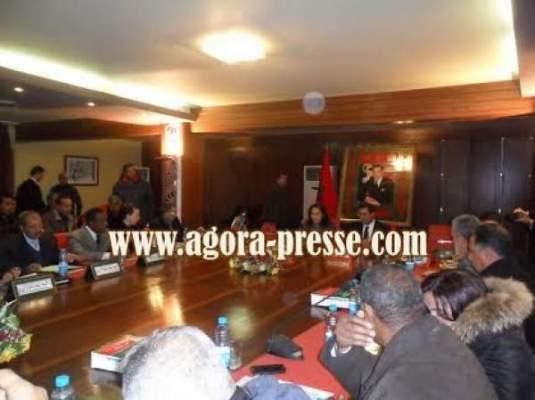 Photo of المبادرة الوطنية للتنمية البشرية تنظم الدورة الــ 16  للخميس الإعلامي بميدلت