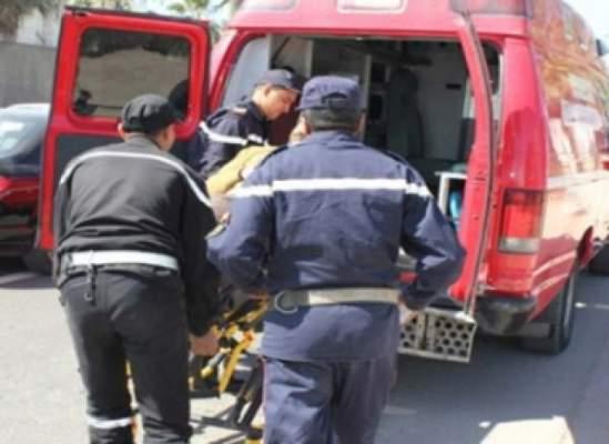 Photo of وجدة: تفاصيل إصابة شرطي اثناء توقيف ثلاث مشتبه بهم بمدينة
