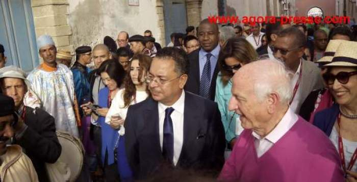 Photo of وزير الثقافة: حفل افتتاح مهرجان الصويرة يجمع العديد من الشخصيات البارزة