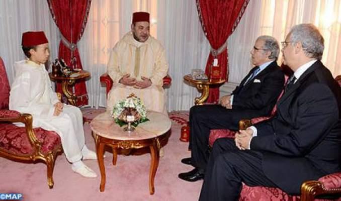 Photo of الملك محمد السادس يستقبل البركة والجواهري لتحديد القيمة الحقيقية للمغرب