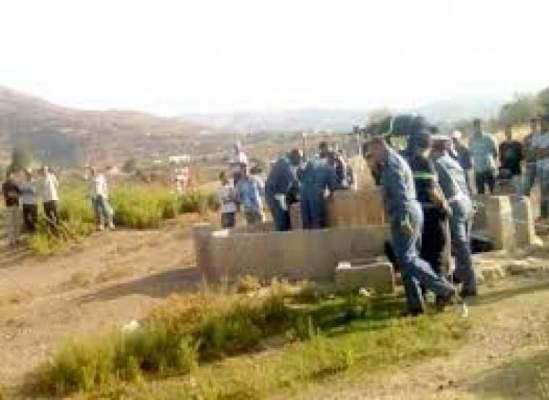 Photo of العثور على جثث أم وابنيها في قعر بئر بالقرب من الخنيفرة