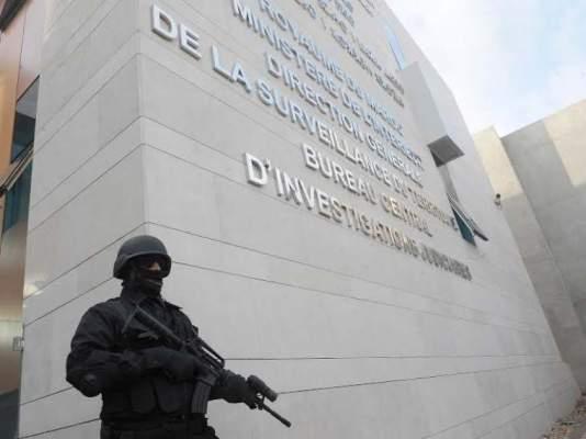 Photo of عرض المحجوزات وعملية المداهمة للخلية الارهابية التي تم تفكيكها بالمغرب