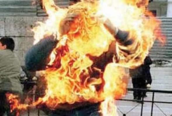 Photo of مغربي يضرم النار في نفسه بألمانيا لهذا السبب