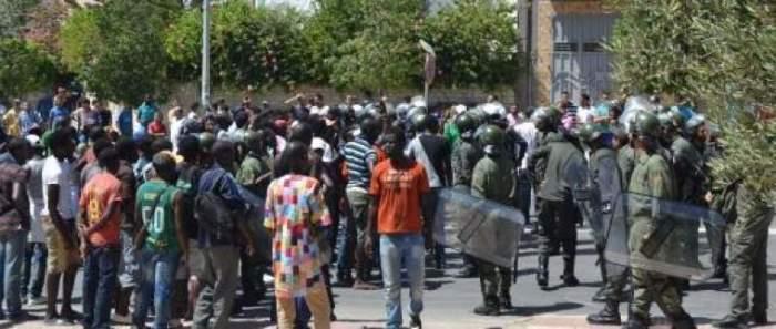 Photo of إحباط محاولة جماعية للهجرة السرية لـ21 شخصا من إفريقيا جنوب الصحراء بطنجة