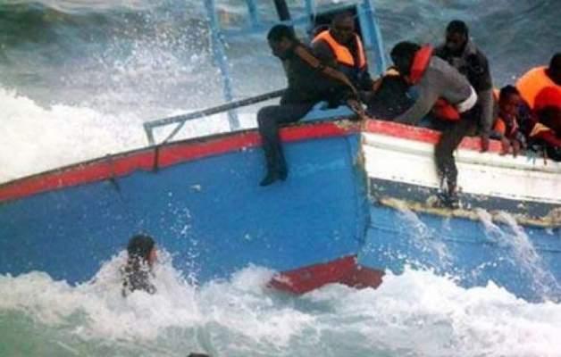 Photo of غرق 40 مهاجرا قبالة سواحل إيطاليا