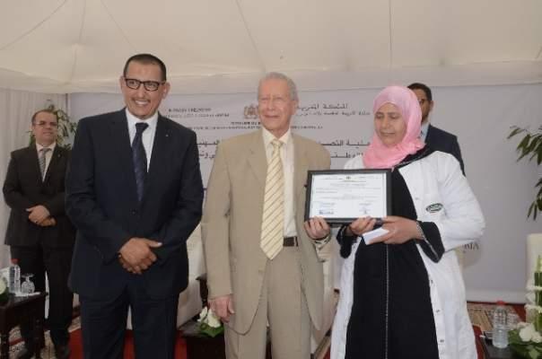 Photo of وزير التربية الوطنية والتكوين المهني يوزع الجوائز على الناجحين في قطاع صناعة تحويل اللحوم