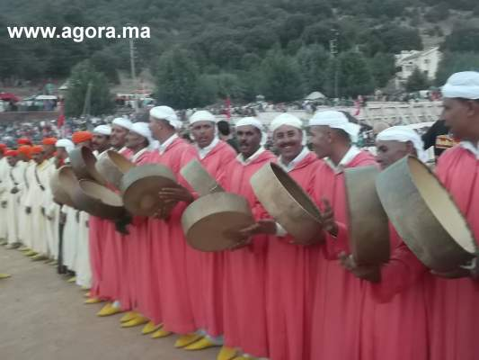 Photo of روبورطاج: مهرجان أحيدوس…ثقافة وكرم وتجارة