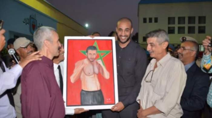 Photo of بدر هاري يبعث رسالة أمل من السجن المركزي بالقنيطرة