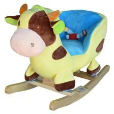 Κουνιστό ζωάκι Αγελαδίτσα Bebe Stars