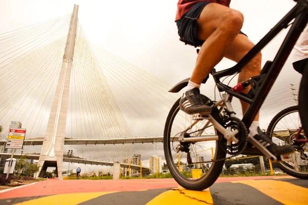 Bike Itaú aluguel de bicicletas