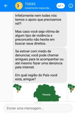 Chatbot Tê