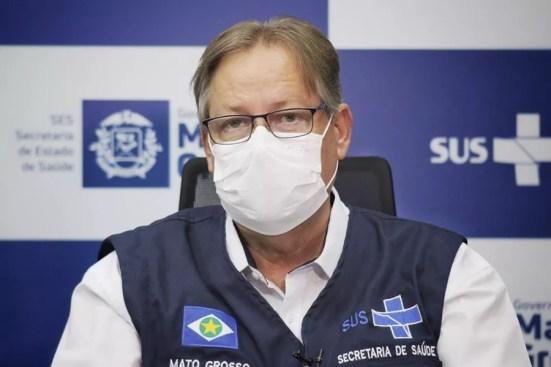 """Imagem: Gilberto Figueiredo """"Prefeitos poderão responder criminalmente"""", critica Gilberto"""