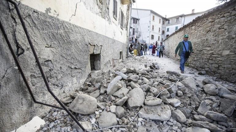 Notizie sul terremoto (3)