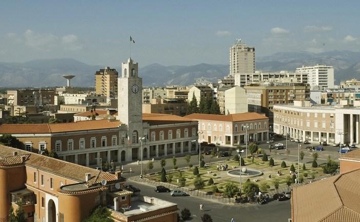 Latina. Domenica piazza del Popolo sarà chiusa al traffico veicolare