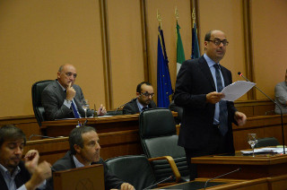 Legge elettorale regionale, proseguono i lavori alla Pisana: Zingaretti in aula