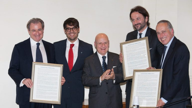 Roma. Convegno  UCID, impresa a vocazione creativa