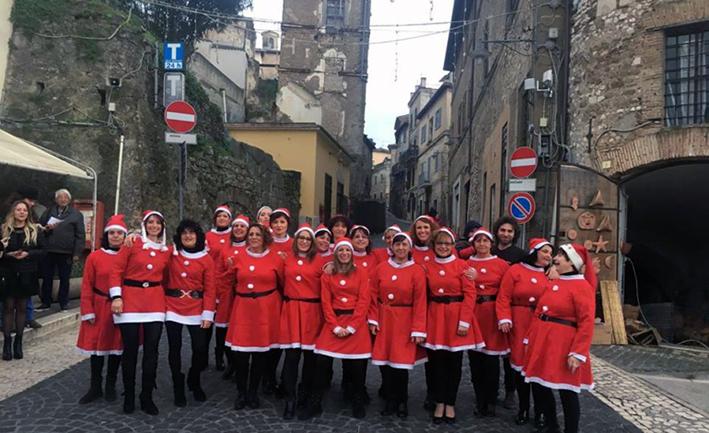 Cori, 2 e 3 Dicembre. Aspettando il Natale a Piazza della Croce