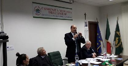 Dalla Regione Lazio 2 milioni di euro per i comuni della Valle dell'Aniene