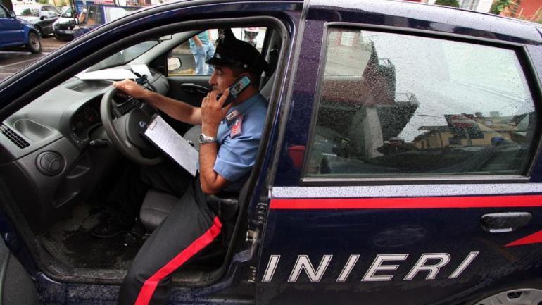 San Felice Circeo. Lesioni ai carabinieri, TSO per un 44enne
