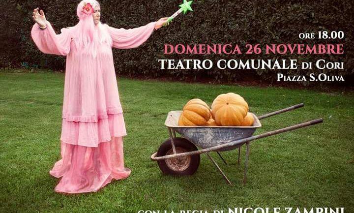 'Perlentola', spettacolo tutto al femminile in scena alla Sala 'Luigi Pistilli' di Cori