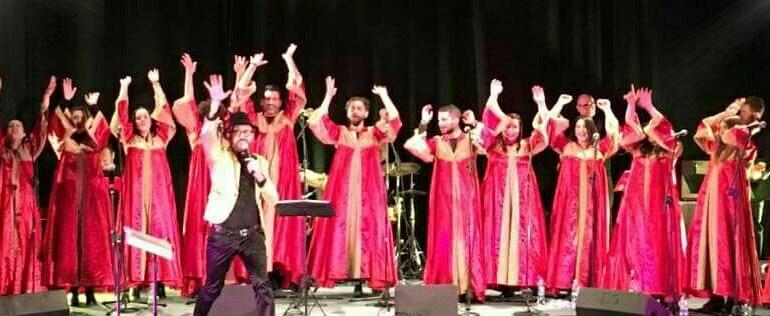 Energia allo stato puro: Big Soul Mama in concerto a Cori