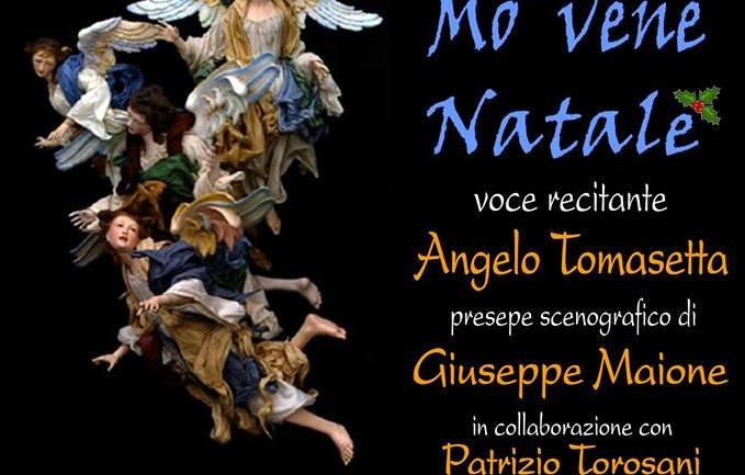 """Latina. """"O presepe"""", e la sua magia, sul palco dell'Auditorium Vivaldi"""